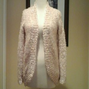 FOREVER  21 NO BUTTON CARDIGAN